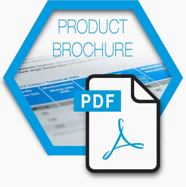 QFOAM - Mesin pemeteran tekanann tinggi padat untuk aplikasi standard
