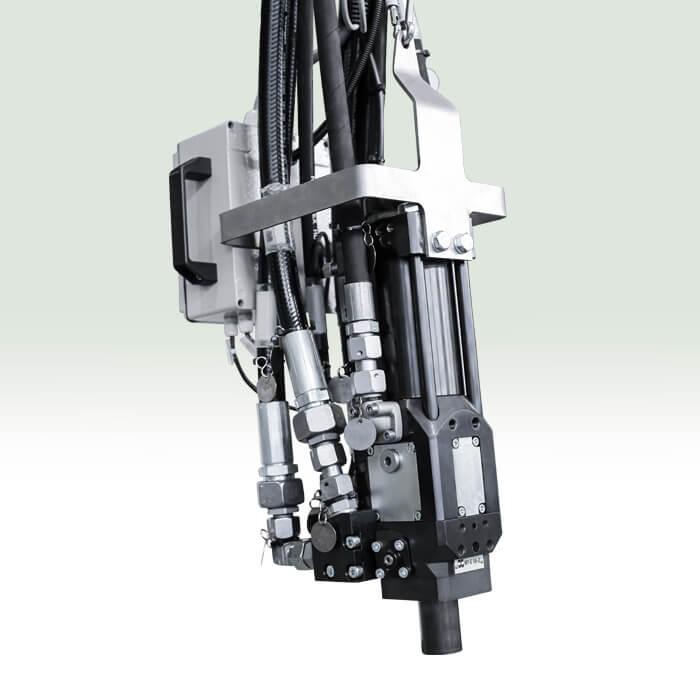 Campuran tekanan tinggi MT-E eksklusif untuk ECOPLUS