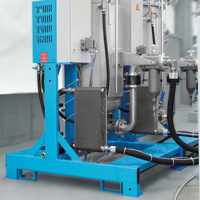 Flexible Hochdruck-Dosiermaschine für unzählige Anwendungsbereiche